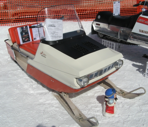1967 Larsen Eagle snowmobile