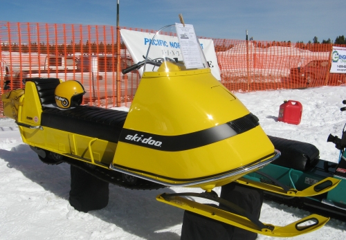 1968 Ski-Doo Olympic 246 snowmobile
