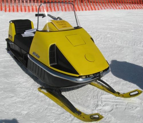 1970 Ski-Doo Nordic 640E snowmobile