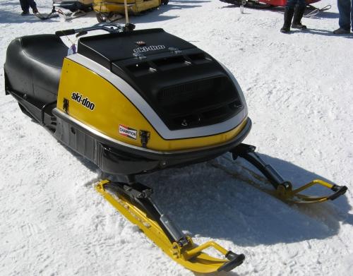 1972 Ski-Doo Blizzard snowmobile