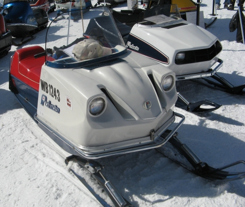 1972 Polaris Colt Snowmobile