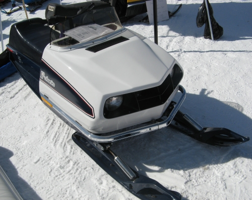 1975 Polaris Colt snowmobile