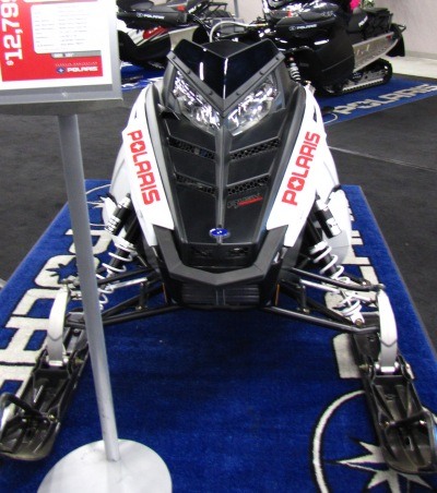 Polaris 2011 600 Rush Pro-R Snowmobile