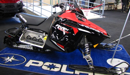 2011 Polaris Rush snowmobile