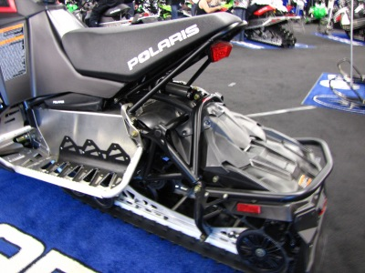 2011 Polaris Rush 800 snowmobile